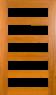 DGP057S Glazed Timber Entrance Door