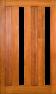 DCP404SE Combo Glazed Timber Entrance Door