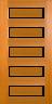 DG057SFP 1020 Glazed Timber Entrance Door