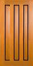 DG097SFP 1020 Glazed Timber Entrance Door