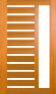 DGP218S Glazed Timber Entrance Door