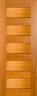 DS057S Solid Timber Entrance Door