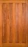 DSP404S Solid Timber Entrance Door